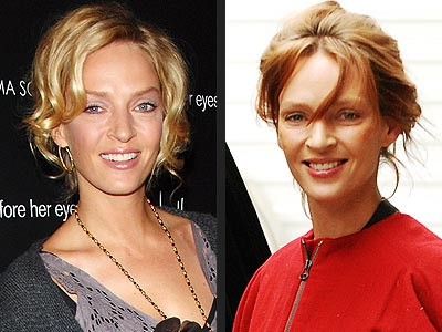 uma thurman hair. UMA THURMAN - Best Hair