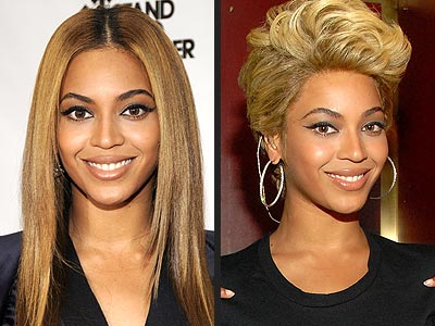 Remarkable Beyonce Hair Styles The Best And Worst Hairstyle Blog Short Hairstyles For Black Women Fulllsitofus