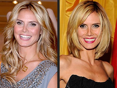 heidi klum hair 2009. Updated: Monday Jan 05, 2009