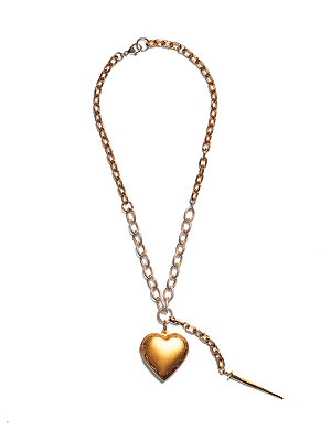 Valentine's Gifts for Everyone: Heart-Shaped Jewelry. Courtesy Bing Bang