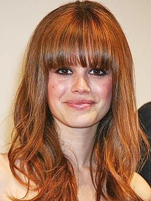 rachel bilson makeup. Rachel Bilson To Design For