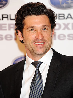 patrick dempsey act photo