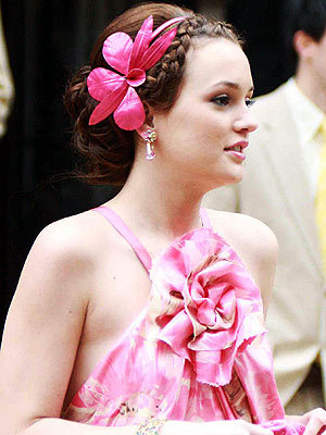 Gossip Girl Style Secret: Jennifer Behr Headbands - Off the Rack - StyleWatch - People.com