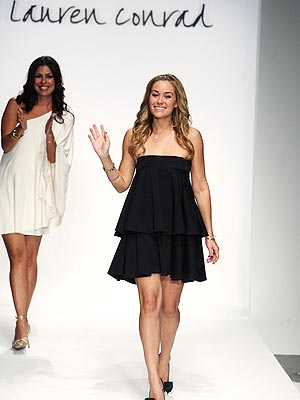 Lauren Conrad To Design Gown for Emmy Awards. Frazer Harrison/Getty