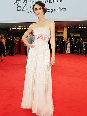 """chanel keira knightley red dress. Keira Knightley: """"I#39;m Like"""