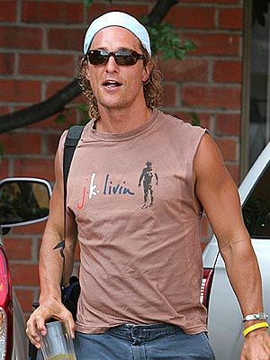 EXCLUSIVE: Matthew McConaughey Launches j.k. livin E-Commerce Store