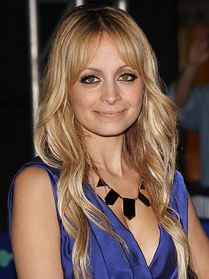 nicole richie hair colour. Nicole Richie Shares the