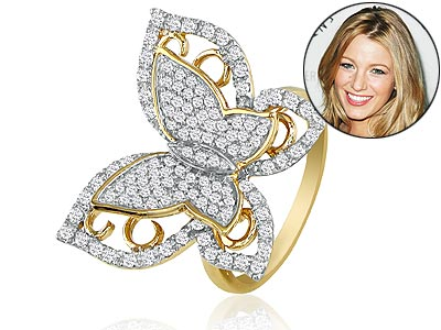 15% OFF SUPERJEWELER.COM  photo | Blake Lively