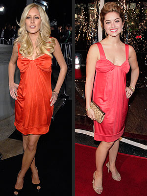 HEIDI VS. BROOKE photo | Heidi Montag