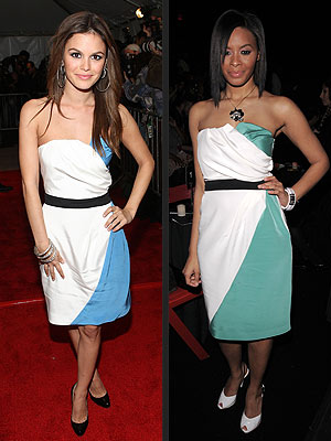 RACHEL VS. VANESSA  photo | Rachel Bilson