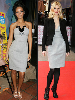 RIHANNA VS. GWYNETH photo |