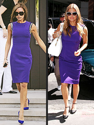 VICTORIA VS. FERGIE photo | Fergie, Victoria Beckham