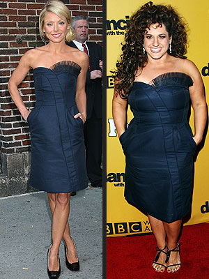 KELLY VS. MARISSA photo | Kelly Ripa, Marissa Jaret Winokur