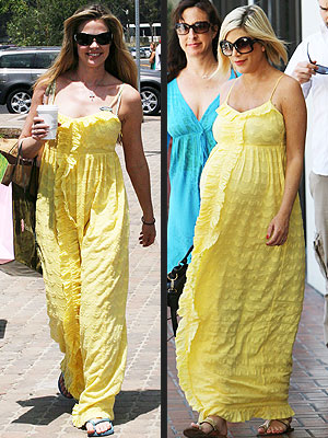 DENISE VS. TORI photo | Denise Richards, Tori Spelling