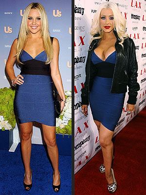 AMANDA VS. CHRISTINA  photo | Christina Aguilera