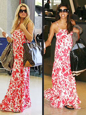 JESSICA VS. EVA photo | Jessica Simpson