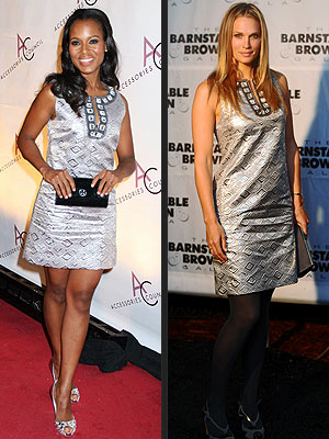 KERRY VS. MOLLY photo | Kerry Washington, Molly Sims