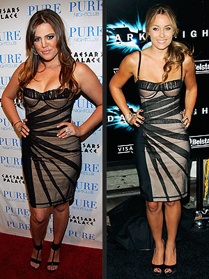 KHLOE VS. LAUREN  photo | Lauren Conrad