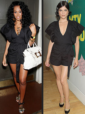 SOLANGE VS. SELMA  photo | Selma Blair, Solange Knowles