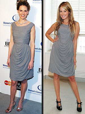 HILARY VS. ASHLEY photo | Ashley Tisdale, Hilary Swank