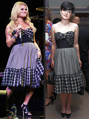 JESSICA VS. KELLY photo | Jessica Simpson, Kelly Osbourne