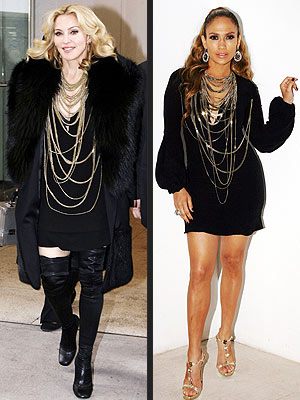 MADONNA VS. JENNIFER  photo | Jennifer Lopez, Madonna