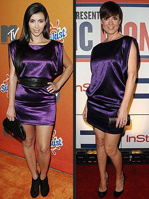 KIM VS. ZOE photo | Kim Kardashian