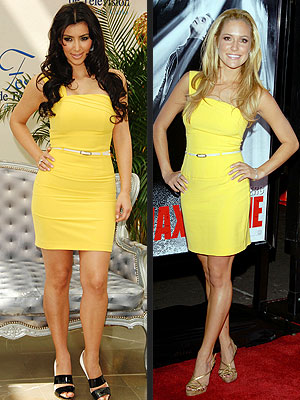 KIM VS. KRISTIN photo | Kim Kardashian, Kristin Cavallari