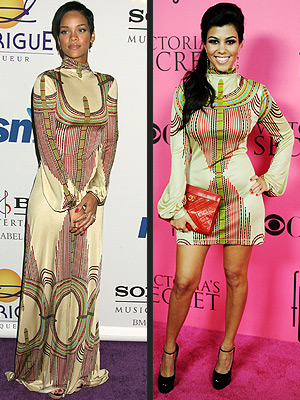 RIHANNA VS. KOURTNEY photo | Rihanna