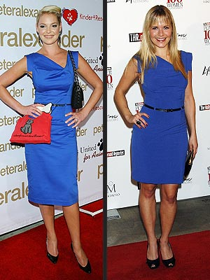 KATHERINE VS. SALLY photo | Katherine Heigl