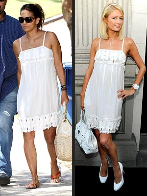 HALLE VS. PARIS photo | Halle Berry, Paris Hilton