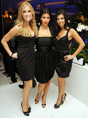THREE'S THE CHARM  photo | Kim Kardashian, Kristin Cavallari