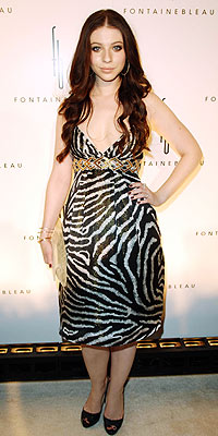 STYLE SAFARI  photo | Michelle Trachtenberg