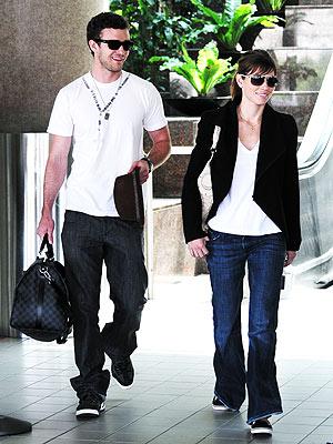 JUSTIN TIMBERLAKE AND JESSICA BIEL photo | Jessica Biel, Justin Timberlake