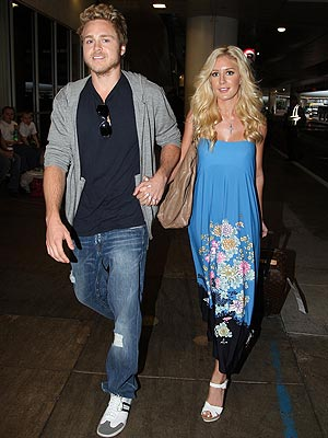 SPENCER PRATT AND HEIDI MONTAG  photo | Heidi Montag, Spencer Pratt