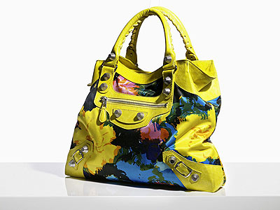 Spring's Hottest Bags! - BALENCIAGA : People.com :  woman designer clothing hottest people