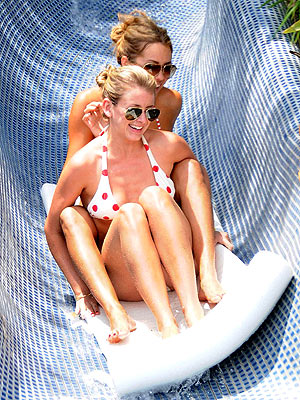 LAUREN CONRAD & LO BOSWORTH photo | Lauren Conrad
