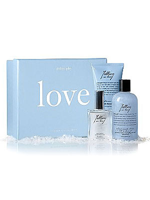 Beauty Picks - PHILOSOPHY FALLING IN LOVE LAYERING SET : People.com :  layering makeup philosophy present