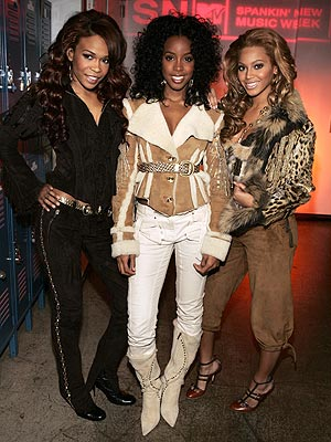 GIRL GROUP photo | Beyonce Knowles, Kelly Rowland, Michelle Williams (Musician)