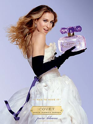 SARAH JESSICA PARKER: COVET PURE BLOOM photo | Sarah Jessica Parker