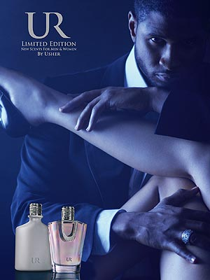 USHER: UR FOR MEN &#38; UR FOR WOMEN photo | Usher