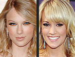 Country's Biggest Fashionistas   Carrie Underwood, LeAnn Rimes, Taylor Swift
