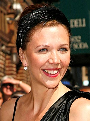 GET A HEAD-START photo | Maggie Gyllenhaal
