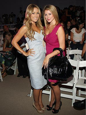 LAUREN CONRAD AND LO BOSWORTH  photo | Lauren Bosworth, Lauren Conrad