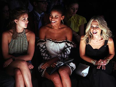 LEIGHTON, JOY AND RACHEL ZOE  photo | Joy Bryant, Leighton Meester