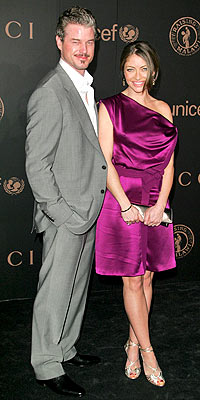 ERIC DANE & REBECCA GAYHEART  photo | Eric Dane