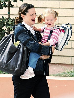 SEPTEMBER 24  photo | Jennifer Garner
