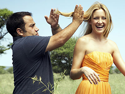 HAIR YOU GO photo | Kate Hudson