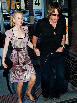 JANUARY 14 photo | Keith Urban, Nicole Kidman