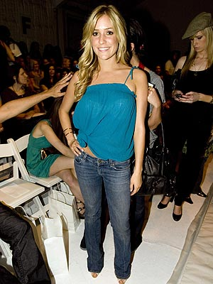 TRUE BLUE photo | Kristin Cavallari